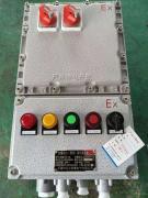 防爆阀门电控箱,隔爆型防爆阀门控制箱,防爆型电磁阀控制箱