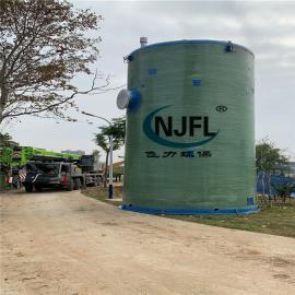 飞力环保 智能一体化预制泵站 污水雨水提升泵站 FLPS