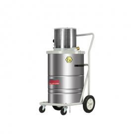 AS-EX60 洁乐美 工业防静电防爆气动吸尘器不锈钢吸尘机车间吸粉尘吸油机
