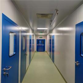 WOL 医院病房隔离�Q化工程 建设 WOL-GL009