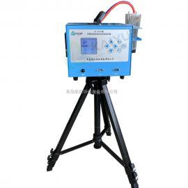 凯跃环保加热恒温型双路大气采样器 恒温恒流空气采样仪KY-2021A