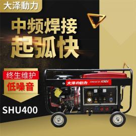 大泽动力 10千瓦汽油开架发电机室外 TO11000ET