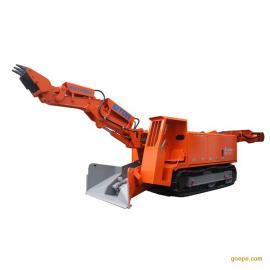 拓山机械引水工程用 3.8米以上断面大坡度高效出渣履带扒渣机ZWY-180/75L