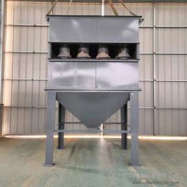 首阳HMC小型单机布袋除尘器过滤风速和排放效果公式齐全