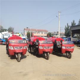 祥农达乡村5立方小型消防车5立方水罐消防车