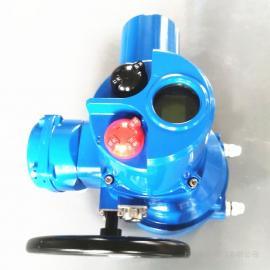 水兴阀门电动球阀专用DQW-ZT智能调节型部分回转阀门电动装置 电动执行器DQW10/15/20/30/45/60/90/120等