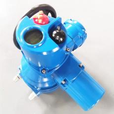 水兴阀门DQW-ZK智能开关型部分回转阀门电动装置 电动执行器 Q型电动头DQW10/15/20/30/45/60/90/120等