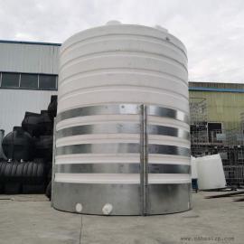 �A社20��雨水回收罐聚羧酸母液罐循�h�O�渑涮��罐抗氧化20T