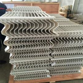 �P迪塑料除�F器折流板除沫器通量大、易清理按客���手谱�