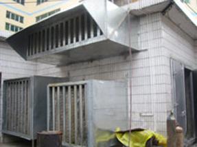 工厂发电机噪声治理工作原理 高清图片