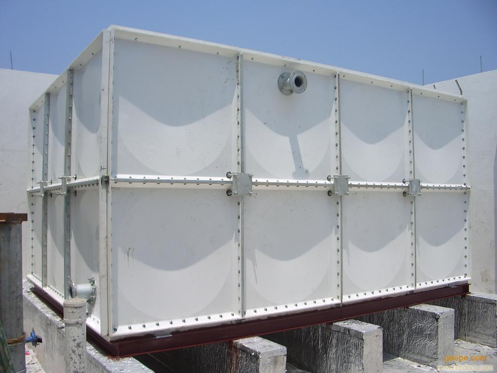 SMC型玻璃钢水箱