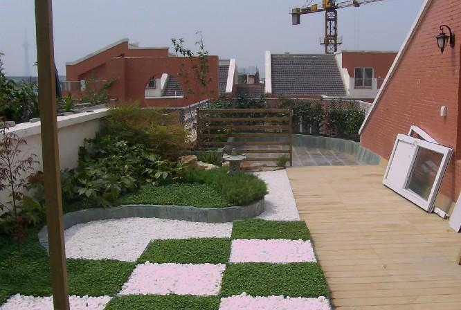 别墅屋顶花园功能