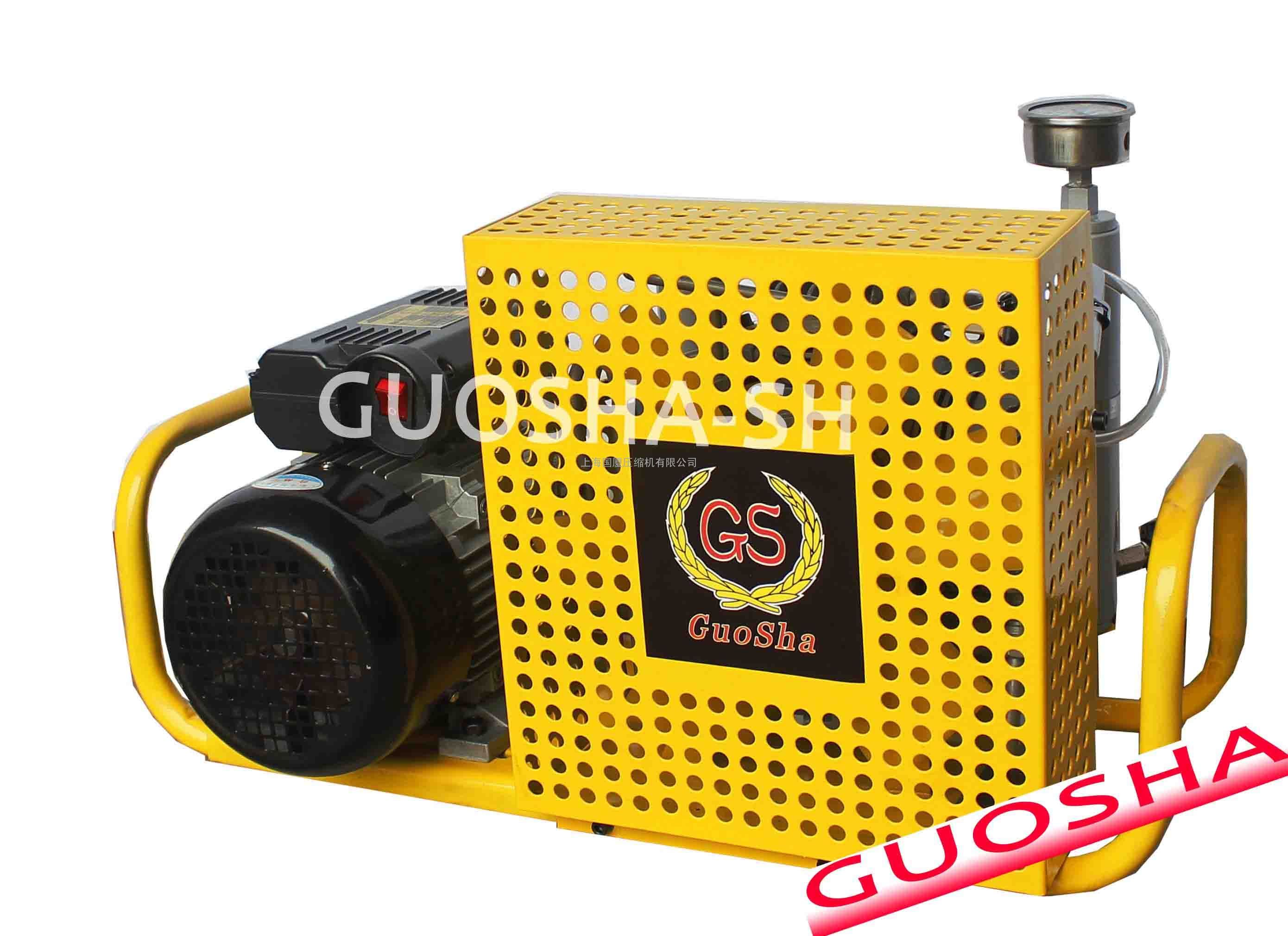 压力容器气压试验用的小型空压机
