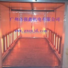 广州厂家直销高温烤漆房 红外线电加热高温烤漆房报价