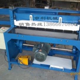 申利2x1300电动剪板机 小型电动剪板机 优质裁板机 成都剪板机