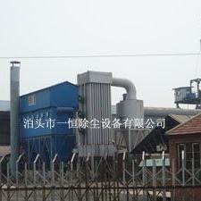 河北ZC-72/4机械回转反吹除尘器