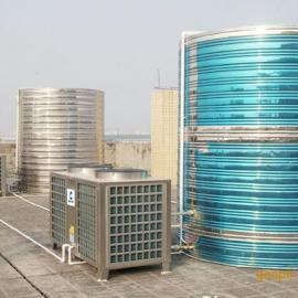 成都建筑工地生活区专用空气能中央热水器设备安装超节能环保