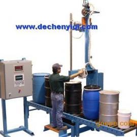 自动称重灌装机,液体灌装秤,200升称重灌装机