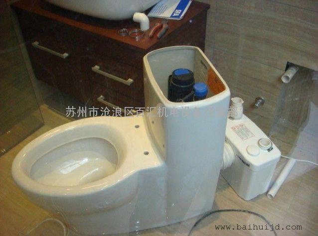 家用污水提升器 家庭用专业污水提升器 苏州地下室污水提升器