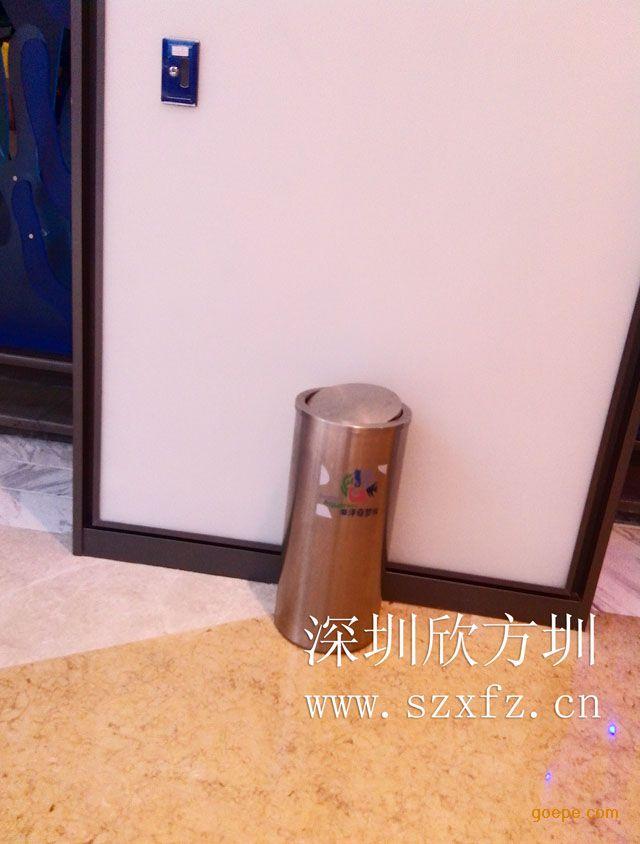 深圳欢乐海岸海洋奇梦馆垃圾桶案例