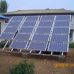 供应哈尔滨小型太阳能发电机