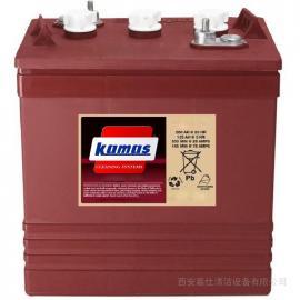 洗地机电池 陕西西安全自动洗地机电瓶怎样维修与保养