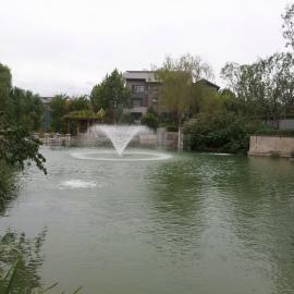 人工湖潜水曝气机