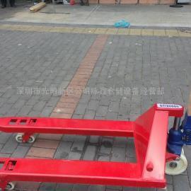 鸿福叉车3吨