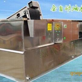 零售广州气浮式主动油水别离器|绿森牌|白口铁材质