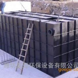 中小型食品厂污废水处理设备