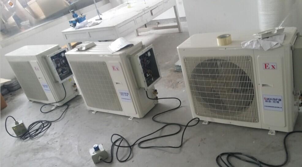 下面就由顺新防爆的技术人员对防爆空调的室外机不工作进行解析