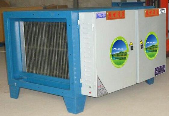 济南油烟净化器净化效率达95%以上
