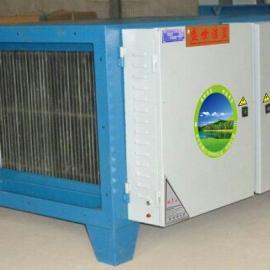 低空排放油烟净化器工程及安装示意图