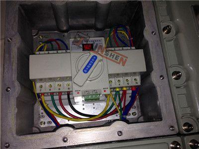 接线箱的作用是什么