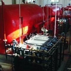 气体顶压消防给水设备介绍