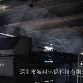 钢结构厂房喷淋降温