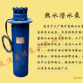 AT300QJR热水潜水泵|160-370m3/h