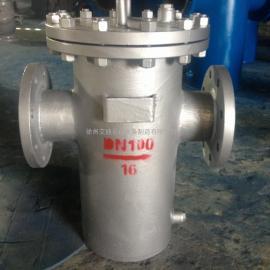 陕西西安不锈钢直通篮式过滤器厂家供应过滤器图纸技术参数