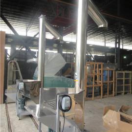 佛山九江塑料颗粒螺旋提升机 上料机快提高生产效率