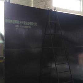 齐齐哈尔市牛羊屠宰加工污水处理设备/肉制品加工污水处理设备
