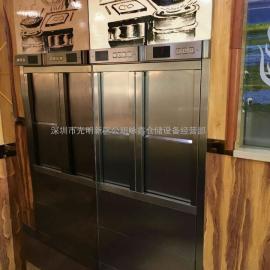 深圳小型饭店链条式传菜机