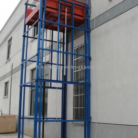深圳导轨式液压升降货梯