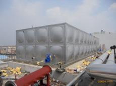 广东热销 专业定做不锈钢方形水箱 304不锈钢方形水箱