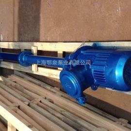 NL型液下污水泥浆泵