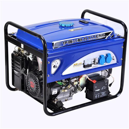 伊藤8KW小型汽油发电机YT8000DCE现货
