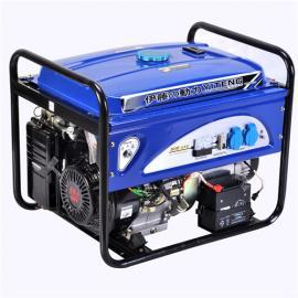 EM420动力伊藤8KW汽油发电机YT8000DCE