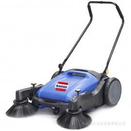 西安工厂车间扫地机 陕西工业手推式地面无尘清扫清洁设备