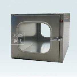 大峰净化传递窗 实验室无尘间传递窗 不锈钢传递窗