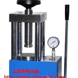 769YP-40C台式粉末压片机,圆柱形模具