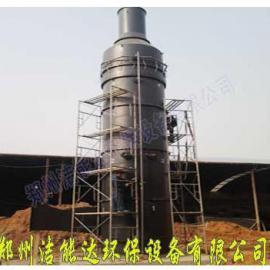 砖厂脱硫塔 锅炉脱硫塔脱硫除尘设备